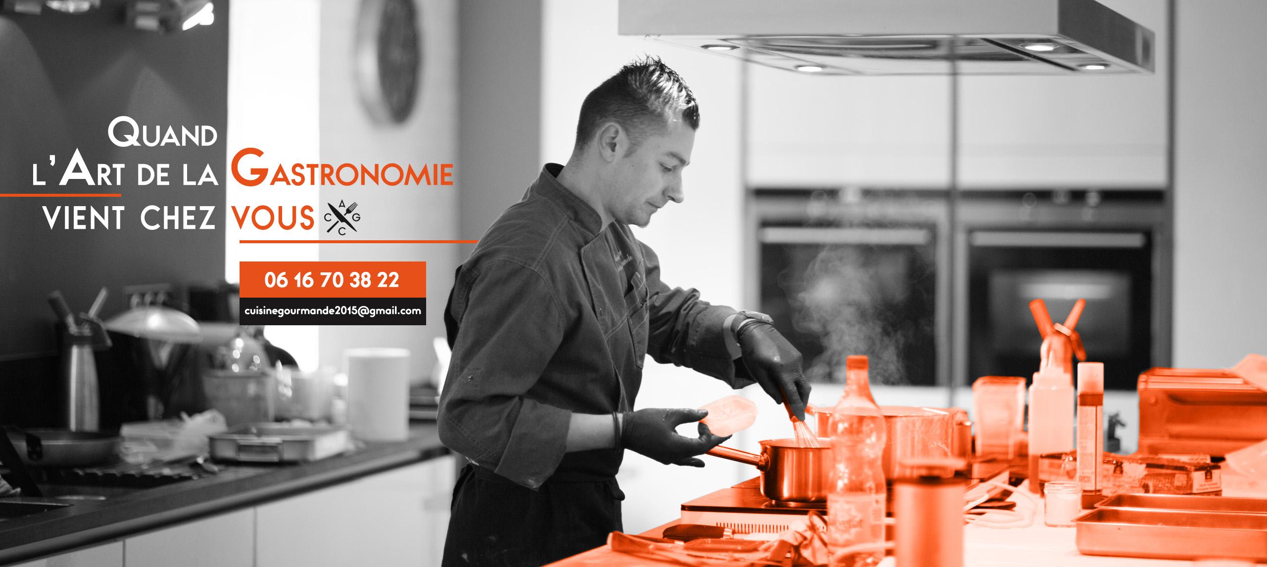 Alain Chichery Chef à domicile et traiteur à Nouan-le-Fuzelier